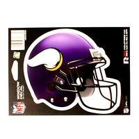 """NFL Minnesota Vikings Vinyl Car Auto Truck Window Decal Sticker 5.75"""" x 7.75"""""""