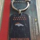 Denver Broncos - Neck Tag (Dog Tag) w/Chain