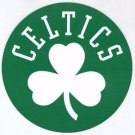 NBA Boston Celtics Die Cut Decal Vinyl Sticker Windshield Window Licensed New