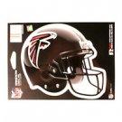 "Atlanta Falcons Vinyl Car Auto Truck Window Decal Sticker 5.75"" x 7.75"" New"