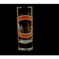 NFL Chicago Bears 2 OZ Hype Shot Glasses Collectible Gift Authentic Licensed New