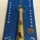 MLB Chicago White Sox Bat Keychain Keyring With Bottle Opener Authentic New
