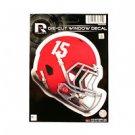 "Alabama Crimson Tide Vinyl Car Auto Truck Window Decal Sticker 5.75"" x 7.75"" New"