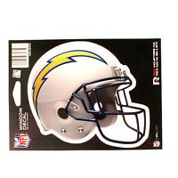 "San Diego Chargers Vinyl Car Auto Truck Window Decal Sticker 5.75"" x 7.75"" New"