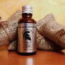 Beard Oil Pure - The Golden Spartan