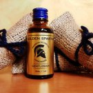 Beard Oil Gentleman - The Golden Spartan