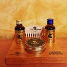 Beard Station Luxury Gift Set - The Golden Spartan