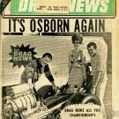 Drag News 10 28 68 drag racing Tulsa NHRA finals Snake & Mongoose funny cars
