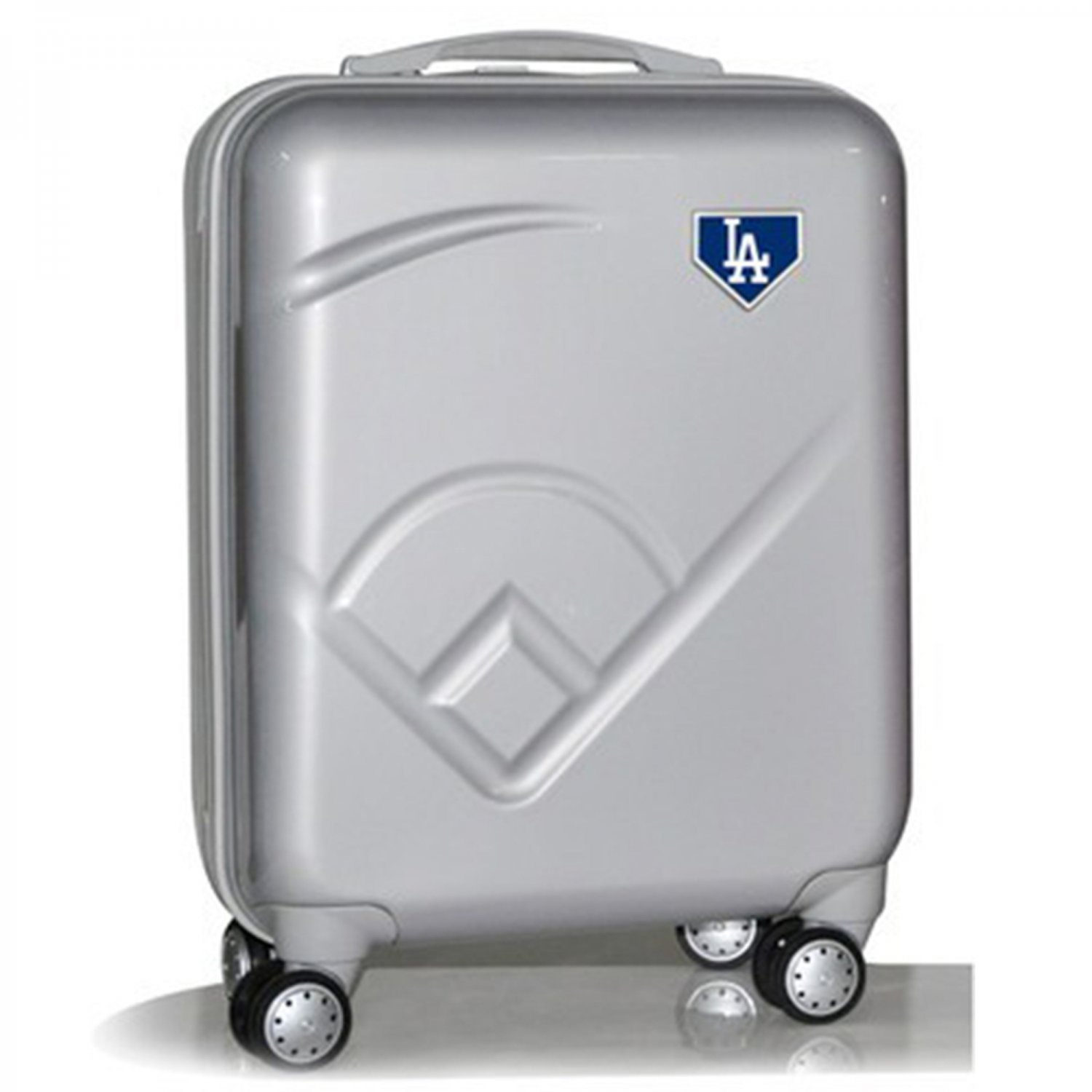 "Los Angeles Dodgers, 19"" Premium Molded Luggage by Kaybull #LAD-19PCF-IFD"