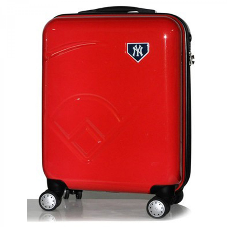 "New York Yankees, 19"" Premium Molded Luggage by Kaybull #NYY-19PCF-IFD"