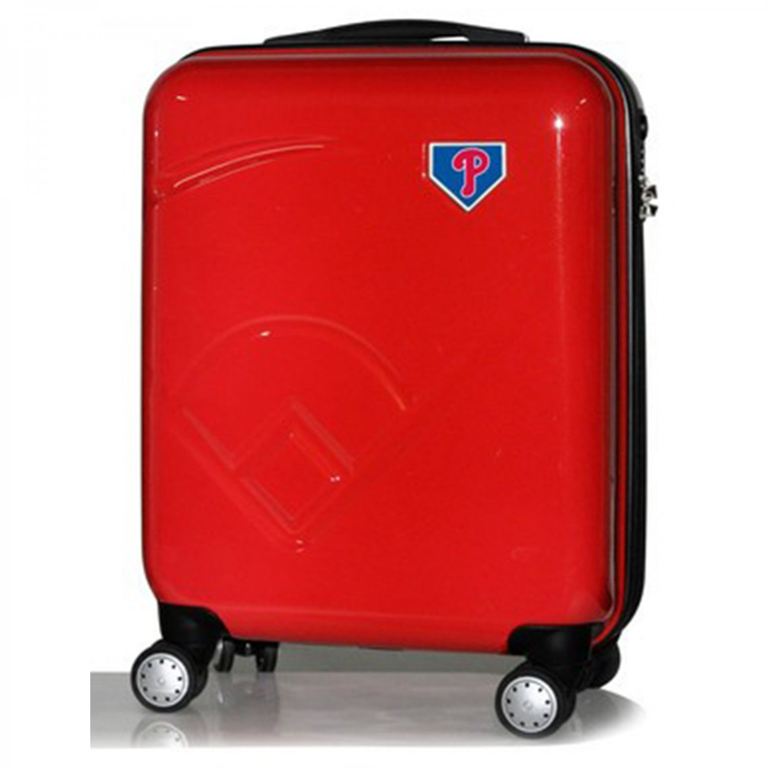 "Philadelphia Phillies, 19"" Premium Molded Luggage by Kaybull #PHI-19PCF-IFD"