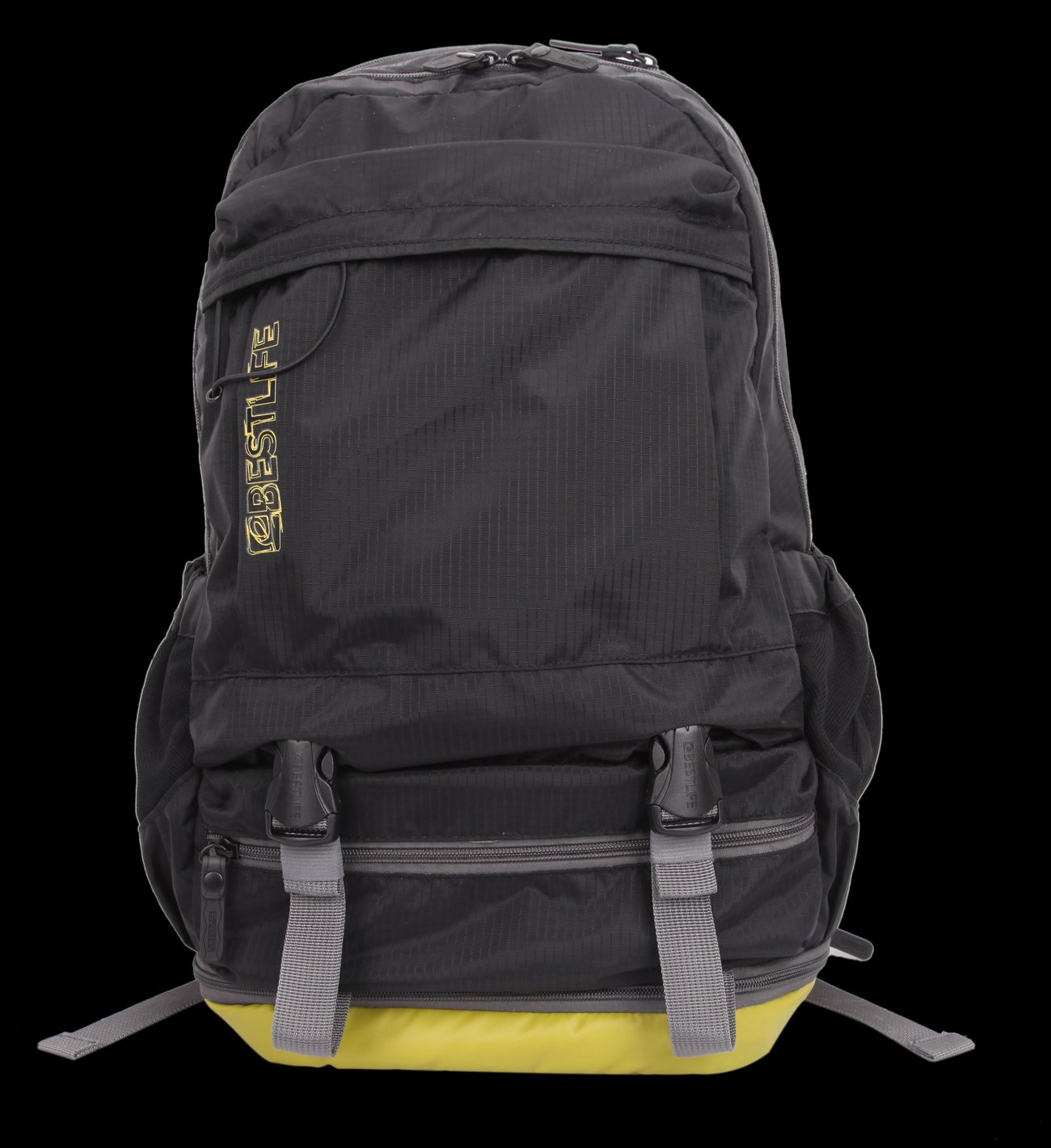 Bestlife Backpack BB-3159-15.6'' (Black and Yellow)