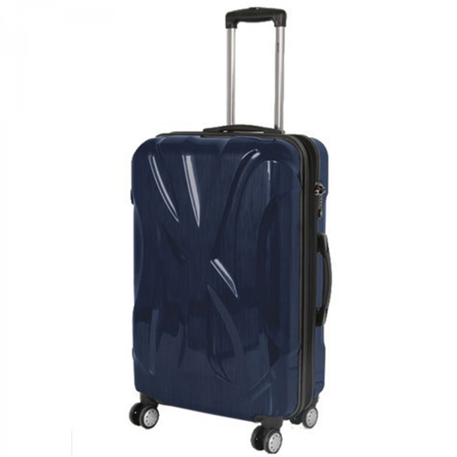 "New York Yankees, 26"" Premium Molded Luggage by Kaybull #NYY-26PCF"