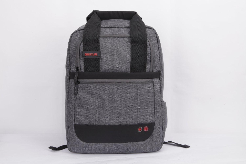 Bestlife Backpack BB-3202G-15.6'' (Grey)
