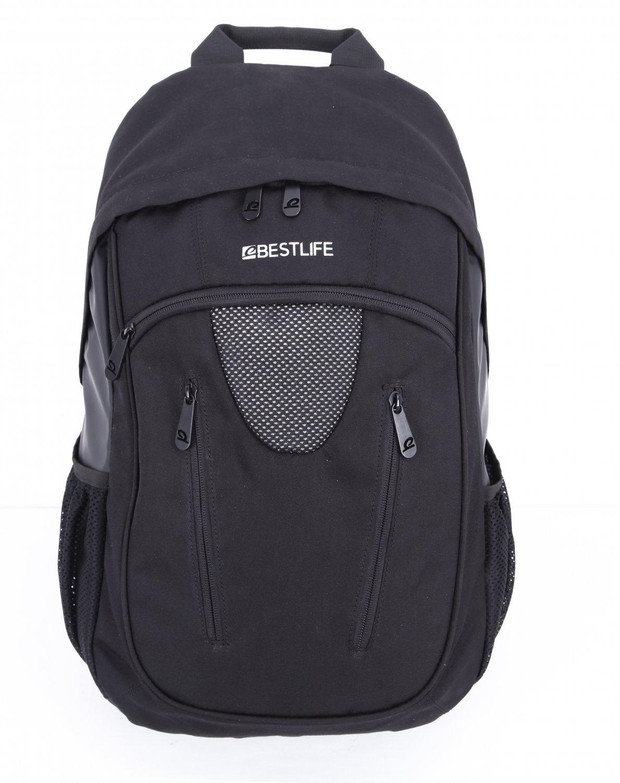 Bestlife Backpack BLB-3077G-15.6'' (Black)