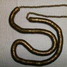 Brass Vintage Necklace