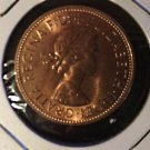 1964 Great Britain one penny