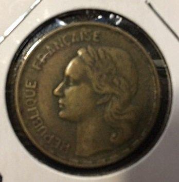1952 50 Francs - France