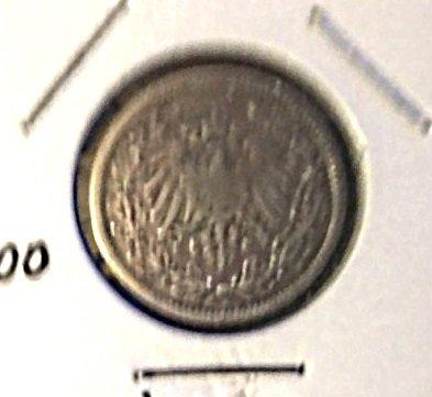 1906 A Half Mark Germany