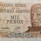 Argentine 1,000 pesos