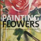 Painting Flowers by Elisabeth Harden