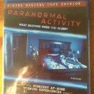 Paranormal Activity (2 Discs) - Widescreen - BLU-RAY - BRAND NEW