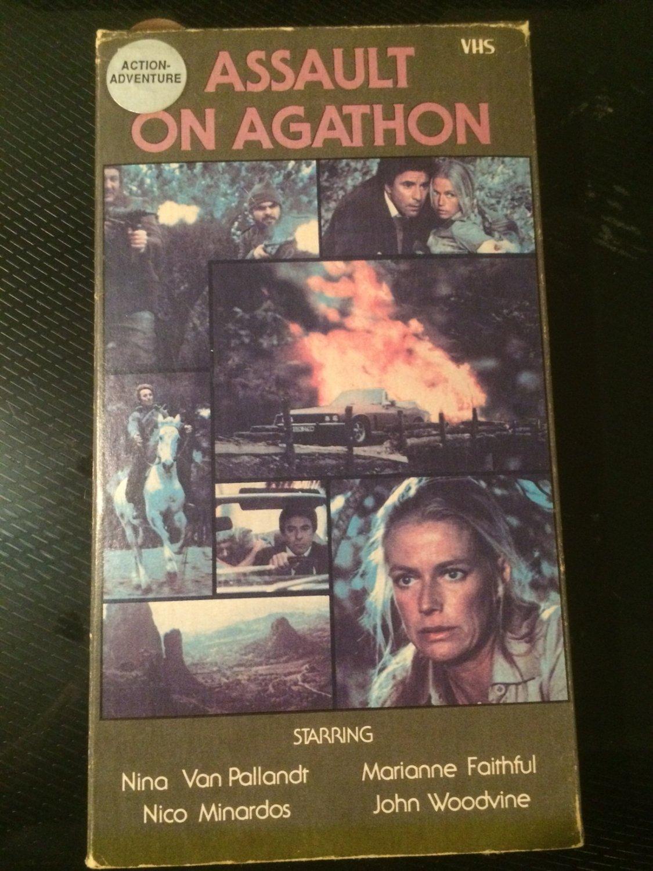 Assault on Agathon - Used - VHS - NOT ON DVD