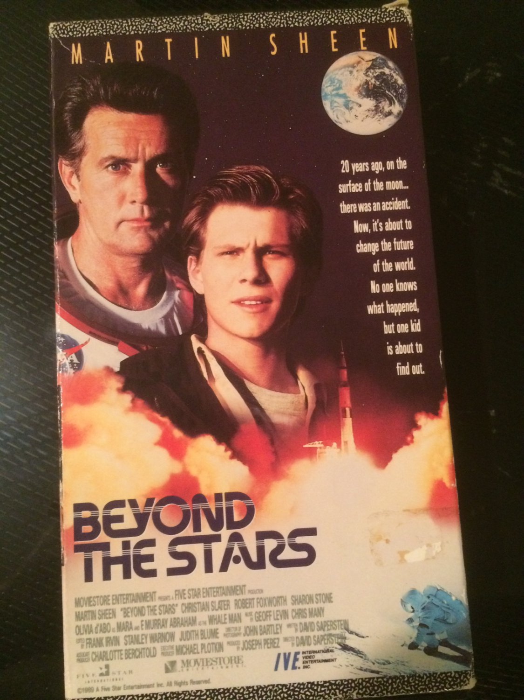 Beyond the Stars - Used - VHS - OOP ON DVD