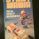 Stunt Mania - Used - VHS - NOT ON DVD
