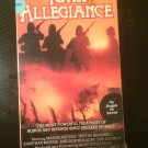 Torn Allegiance - VHS - Used - NOT ON DVD