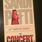 Sandi Patti: Let There Be Praise - VHS - Used - NOT ON DVD