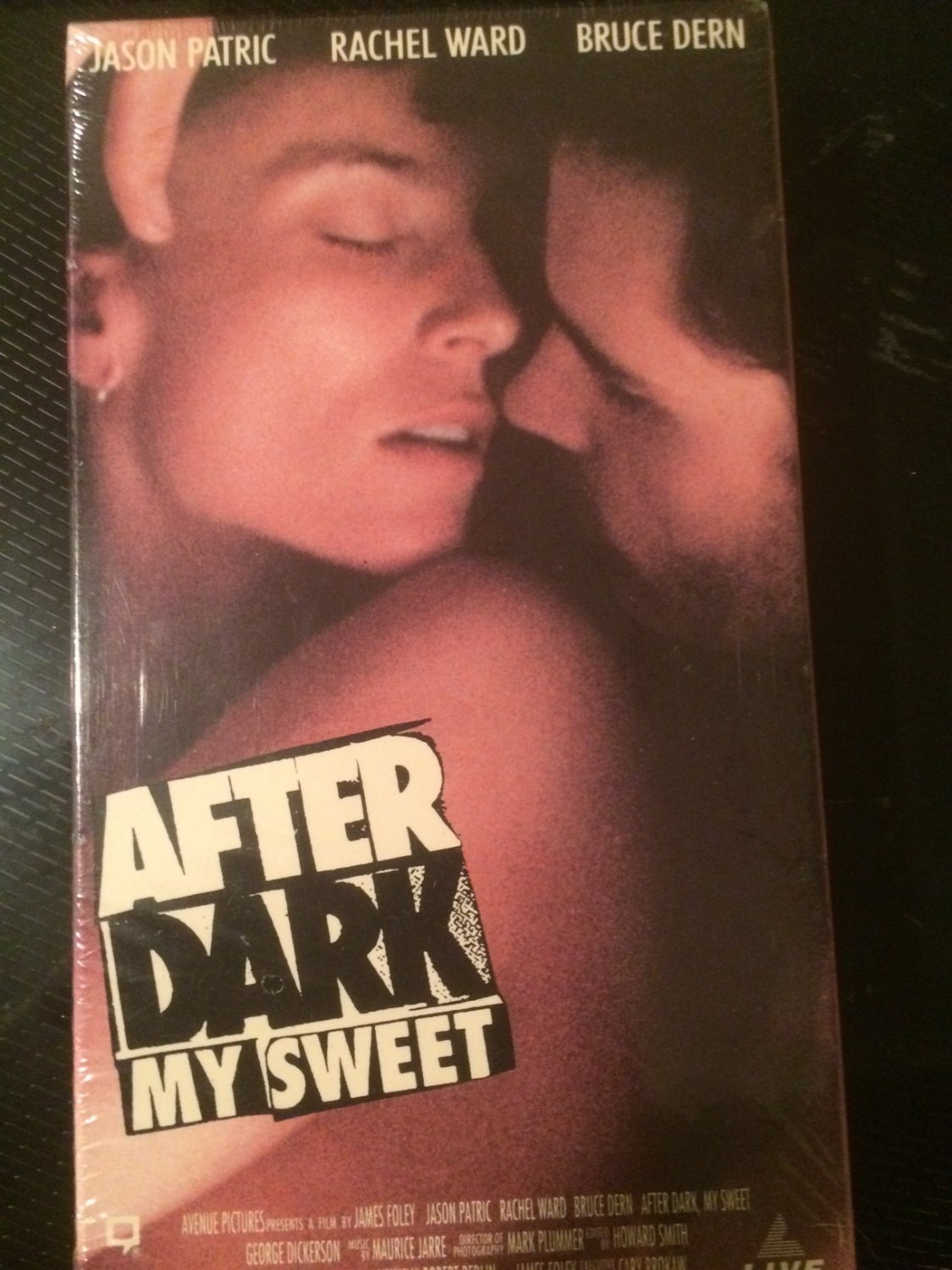 After Dark, My Sweet - VHS - Used