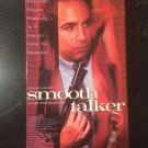 Smooth Talker - Used - VHS - NOT ON DVD