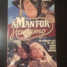 A Man for Hanging - VHS - Used - NOT ON DVD