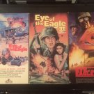 Eye of the Eagle Trilogy - VHS - Used - NOT ON DVD
