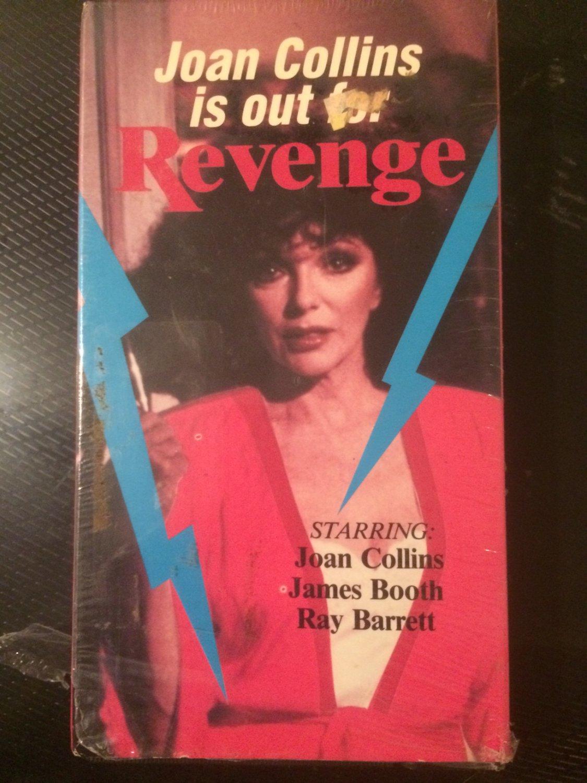 VHS - Revenge (Joan Collins) - Used