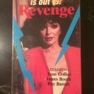 VHS - Revenge (Joan Collins) - Used