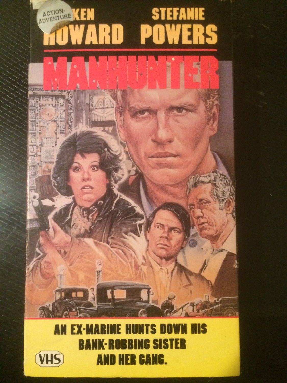 VHS - Manhunter - Used - NOT ON DVD - RARE