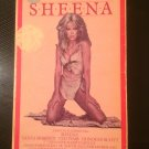 VHS - Sheena - Used - OOP ON DVD