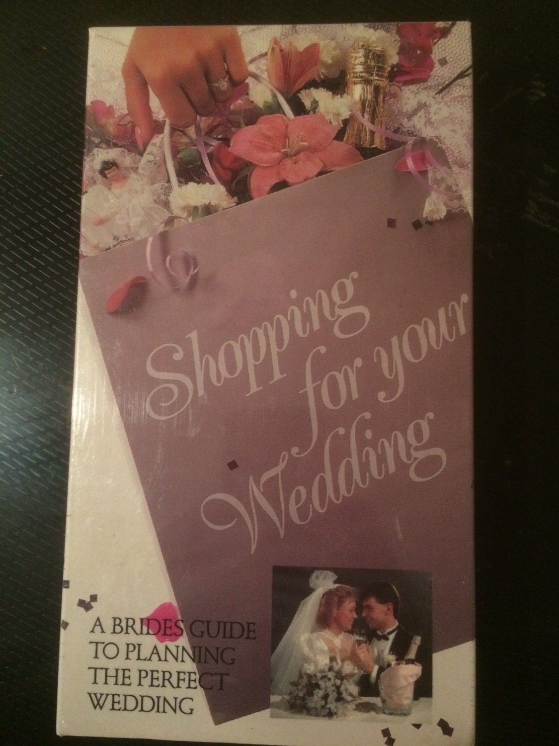 VHS - Shopping for your Wedding - BRAND NEW - NOT ON DVD