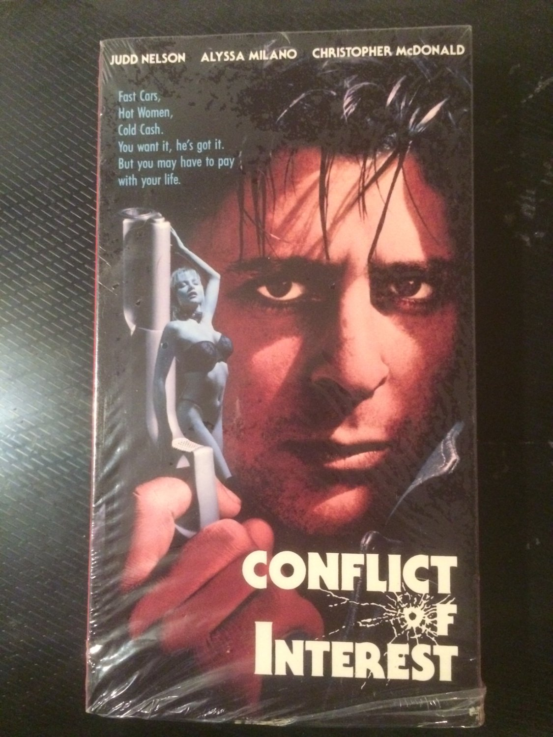 VHS - Conflict of Interest - Used - NOT ON DVD