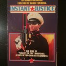 VHS - Instant Justice - Used - NOT ON DVD