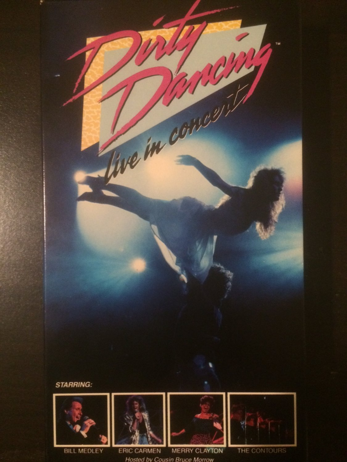 VHS - Dirty Dancing: Live in Concert - Used - NOT ON DVD