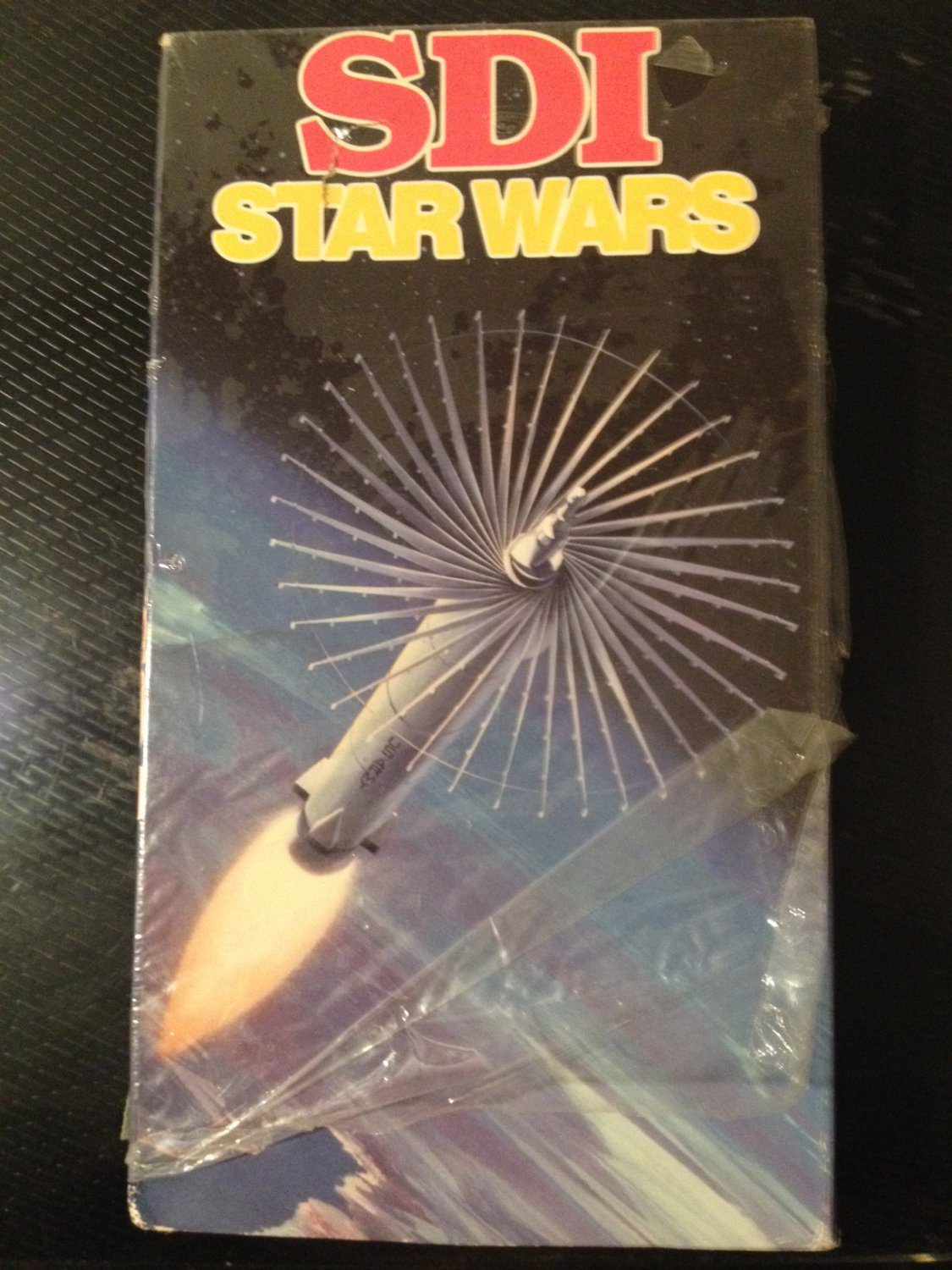 VHS - SDI Star Wars - Used - NOT ON DVD