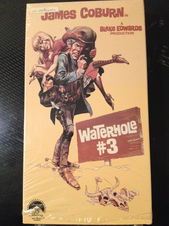 VHS - Waterhole #3 - Used