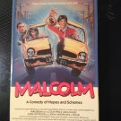 VHS - Malcolm - Used - NOT ON R1 DVD