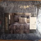 Bedding - NEW Vanderbilt 3-Pc. Comforter Set - FULL/QUEEN