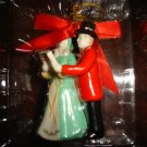 Spode Christmas Tree Ornament OUR FIRST CHRISTMAS 2007 FREE SHIPPING