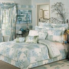 Croscill Rainier Full Comforter Set Shams Bedskirt 4 PC SALE