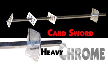 The Ultimate Card Sword